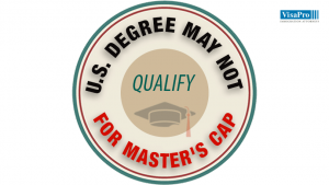 Do All U.S. Degrees Qualify For H1B Masters Cap.