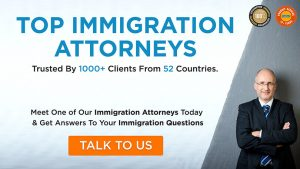 Hire Top Immigration Attorneys Trusted By 1000+ Clients From 52 Countries.