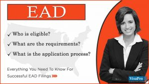 USCIS Employment Authorization Document Application Requirements