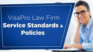 visapro law immigration policies and standards
