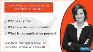 Marriage Based Green Card Removal Of Conditions Process