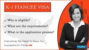 K-1 Visa Requirements And Application Process