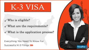 How To Apply K-3 Visa For Foreign Spouse