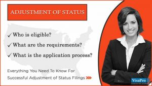 Requirements For Adjustment Of Status Through Marriage