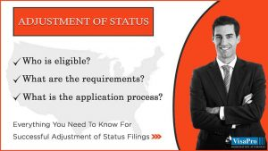 Adjustment Of Status Interview Questions