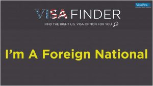 Foreign National Fiance And Spouse Visa Options