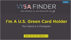 How US Green Card Holder Petition For Fiancé Living Outside USA