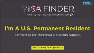 When And How US Permanent Resident Can File I-485 For Foreign Spouse Living In USA