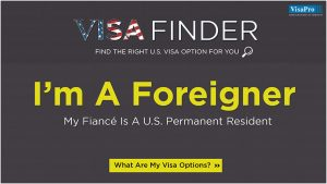 US Visa For Fiancé Of Green Card Holder