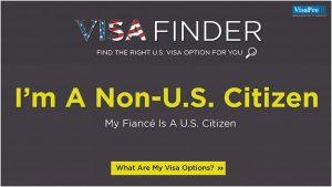 K1 Visa For Fiancé Of US Citizen